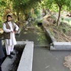 Micro hydro plant in Afghanistan